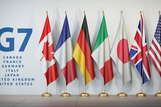Страны G7 близки к заключению соглашения о налогообложении крупных мировых компаний