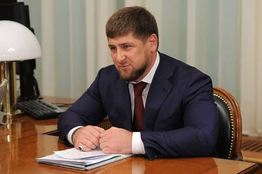 Сын Кадырова выиграл школьные выборы в 13 лет