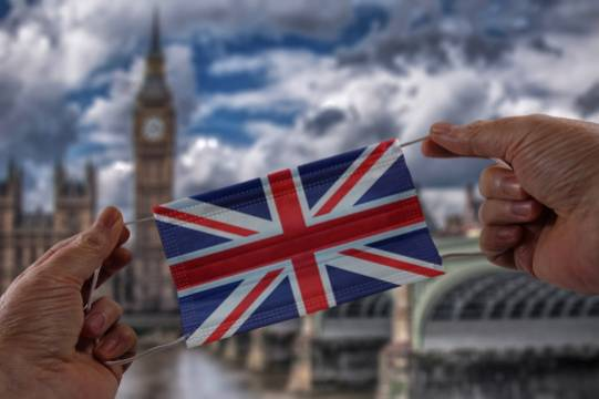 Times: власти Британии хотят выплачивать по $685 инфицированным коронавирусом в Англии