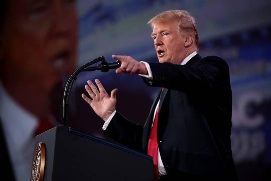 Трамп счёл бесчеловечной миграционную политику Байдена