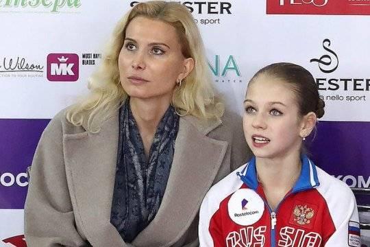 Трусова отреагировала на комментарий о лжи и травле детей со стороны Тутберидзе