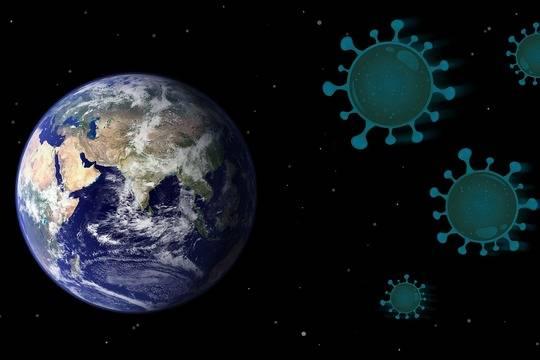 Ученые подтвердили высокую заразность нового типа коронавируса