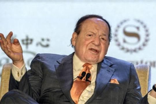Умер основатель Las Vegas Sands Шелдон Адельсон