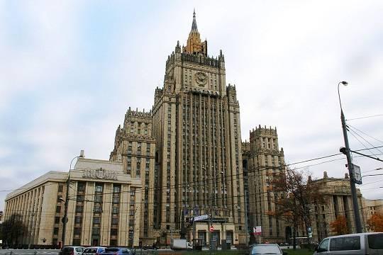 В МИД РФ заявили о проваленных планах ЕС устроить «публичную порку» России