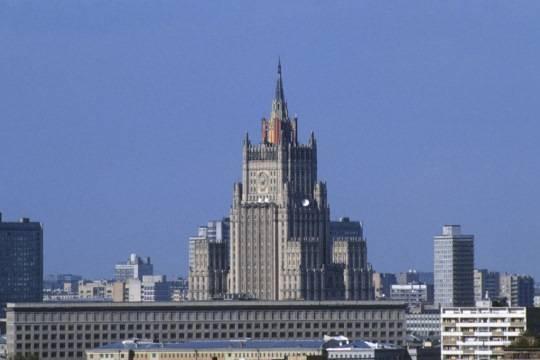 В МИД РФ назвали причину стремления США остановить «Северный поток — 2»