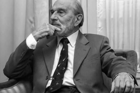 В Москве умер перешедший на сторону СССР британский разведчик Джордж Блейк