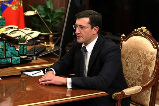В Нижегородской области губернатор Глеб Никитин отказался вводить ковид-паспорта