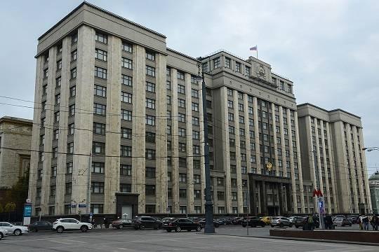 В Госдуме отреагировали на идею о референдуме по Крыму