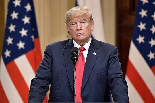 В команде Трампа объяснили его поражение на президентских выборах