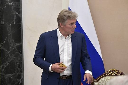 В Кремле прокомментировали задержание российской гражданки в Минске