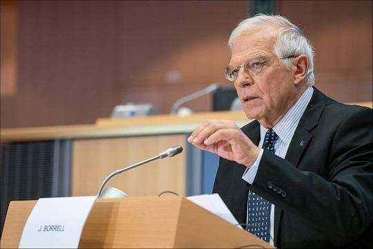 В Литве назвали визит Борреля в Москву унижением для Евросоюза