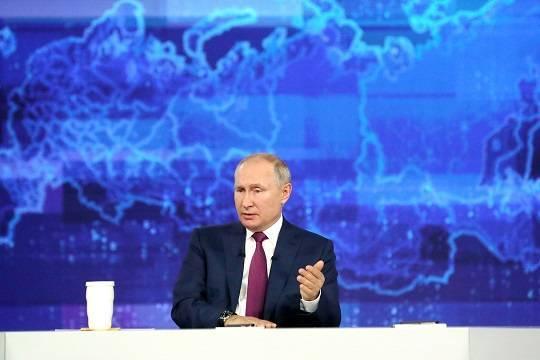 В пяти регионах РФ прокуратура начала проверку после жалоб жителей на прямой линии с Путиным