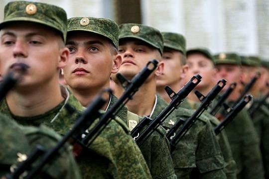 В России могут включить срочную службу в стаж для досрочного выхода на пенсию