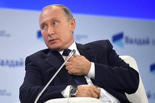 Владимир Путин заявил, что переговоры с Джо Байденом прошли хорошо