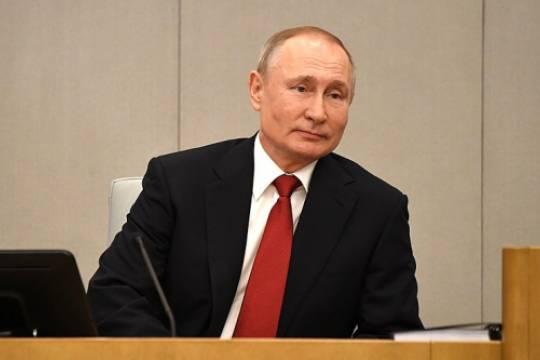 Владимир Путин продлил договор СНВ-3 на пять лет