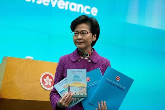 Гонконгу нужно больше, чем слова Кэрри Лэм