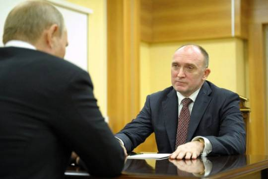 Экс-губернатор Челябинской области Борис Дубровский за картельный сговор с дорожниками может получить реальный срок