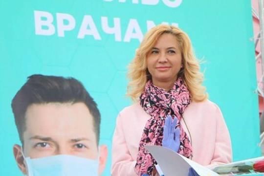 Экс-глава омского Минздрава Ирина Солдатова позвонила следователям из Дубая после объявления в международный розыск