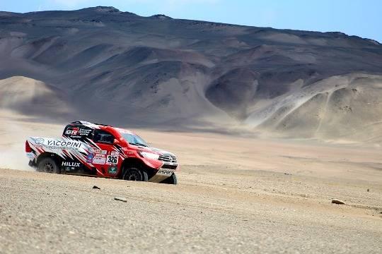Электрокар Lordstown Motors примет участие в гонках по пустыне наравне с обычными машинами