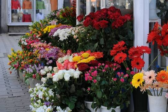 За год цены на цветы в России выросли в два раза