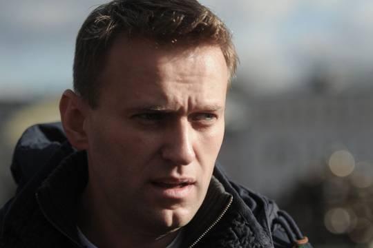 Задержанного в Шереметьево Навального доставили в отдел полиции в Химках
