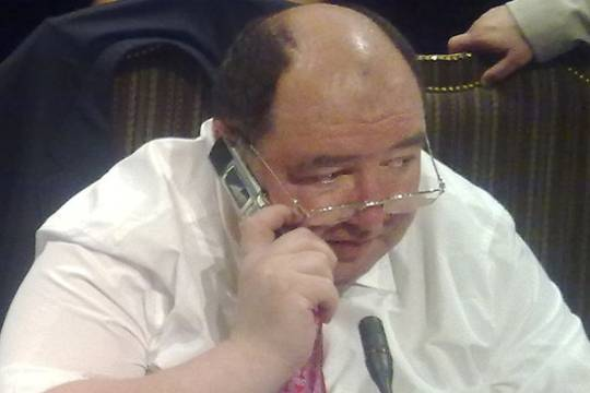 Задержанный в рамках дела Белозерцева Шпигель пожаловался на самочувствие