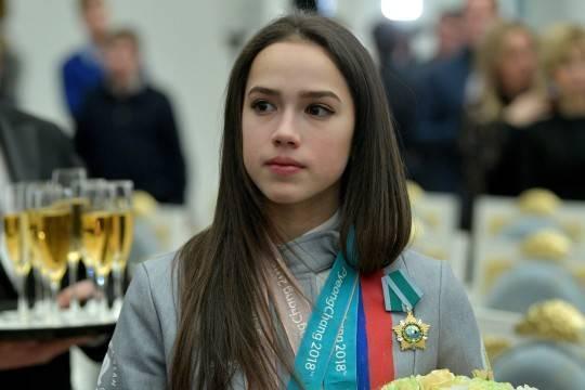 Загитова рассказала о планах на будущее вне большого спорта