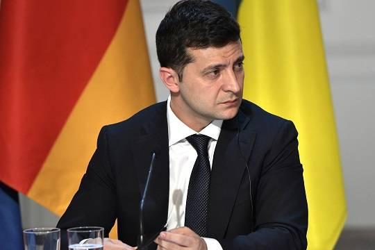 Зеленский призвал страны Европы объединиться против «Северного потока-2»