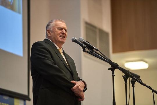 Жириновский сравнил события в США и Белоруссии: «Одно и то же явление»