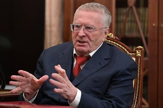 Жириновский потребовал отстранить Собчак от эфира после интервью со скопинским маньяком