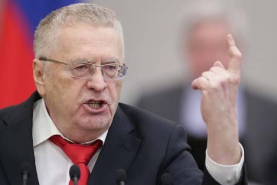 Жириновский уточнил, что именно ему не нравится в песне Манижи для Евровидения