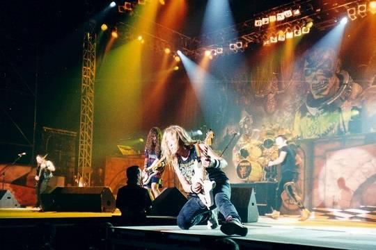 40 лет прошло с даты выпуска Iron Maiden знакового альбома «Killers»