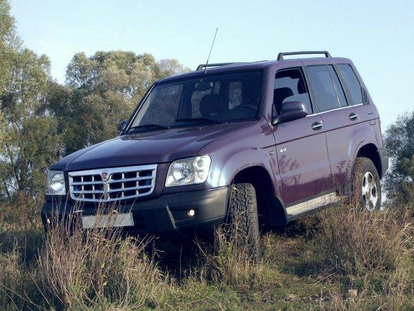 Представьте это – вместо «Нивы» и «Патриота»: Рамник ГАЗ-31061 – самый смелый внедорожник начала 2000-х, который так и не вышел в серию