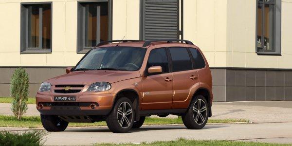 «АвтоВАЗ», в который раз? Chevrolet Niva вновь дорожает: +40 тысяч за шильдик LADA?