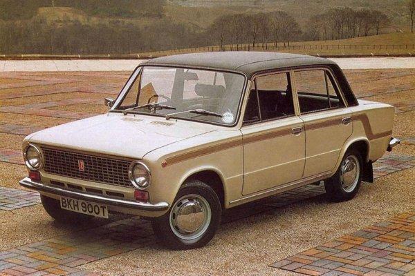 Британский «таз» радует глаз: Как «АвтоВАЗ» в 1974 году экспортную «копейку» выпускал