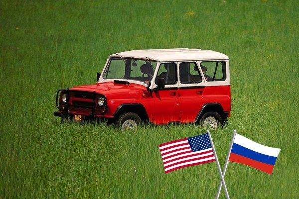 «Бобик» и упущенные возможности: Как УАЗ-31512 чуть не прижился в Америке