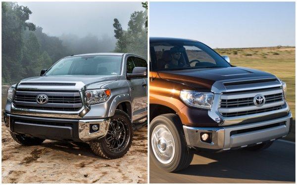 И комфорт, и проходимость, может еще и «без грязи и пыли»: В Сети появились подробности о новом Toyota Tundra