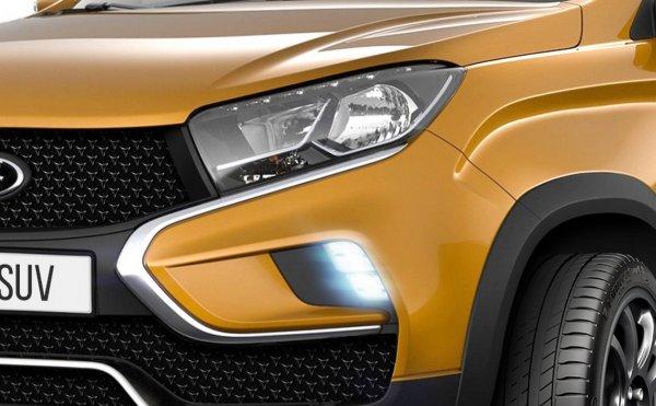 Смотри, «АвтоВАЗ», как настоящий кроссовер выглядит: Показан большой LADA XRAY SUV