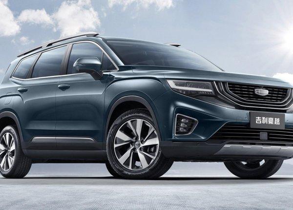 «Теперь колхозники будут покупать и считать лучше Volvo»: Какая судьба может ожидать новый Geely Haoyue в России - сеть