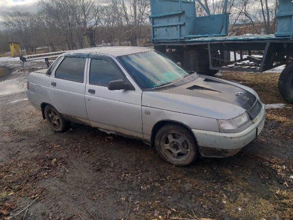 «Машина, которую построил Джек»: Сеть ужаснул тюнинг ВАЗ-2110