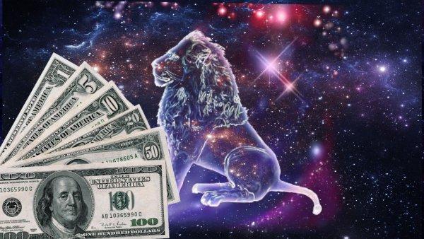 Держи нос по ветру: В выходные Лев «учует» скорую прибыль