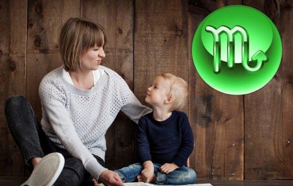 Гороскоп для мам: Как справиться с капризами детей-Скорпионов?