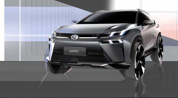 Будущее ближе, чем мы думаем: Стартуют продажи GAC Aion V