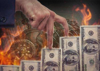 Был за 80, стал за 200 — Аналитик предсказавший отрицательную стоимость нефти сообщил о новом падении