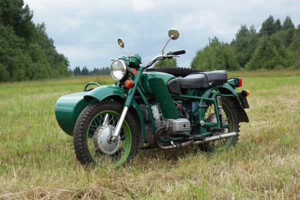 Кто в него вселился? Мотоцикл МТ «Урал» – концентрат мощи и беспредельных возможностей