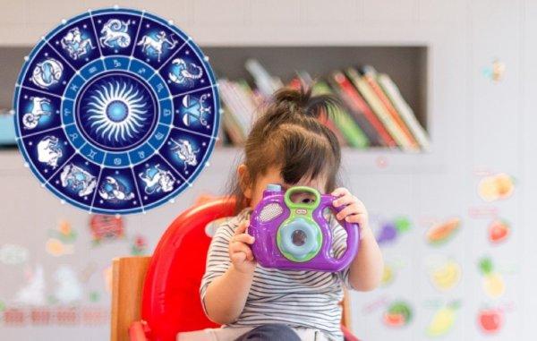 Гороскоп для мам: Приготовьтесь к детским вопросам