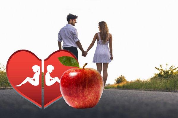 Фрукт любви: Астрологи рассказали, как яблоко спасёт чувства 4 мая