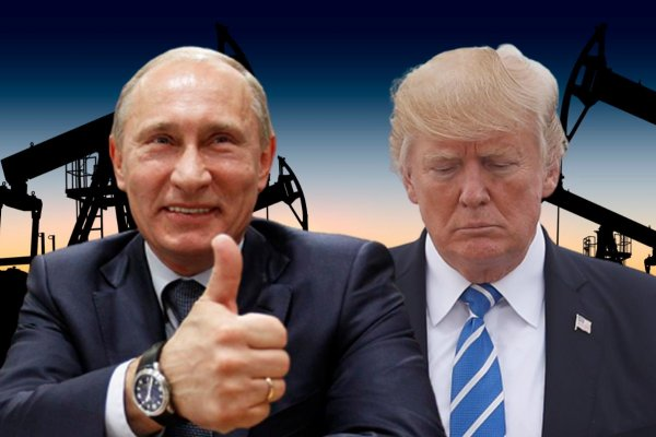 Доллар пал и Путин рад! А на Трампа наплевать – он и так богат