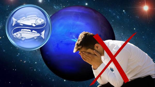 «Негрустин» для Рыб. Планета-покровитель не позволит печалиться 4 мая