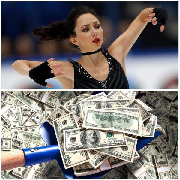 Туктамышева нашла способ обеспечить себя без Олимпиады